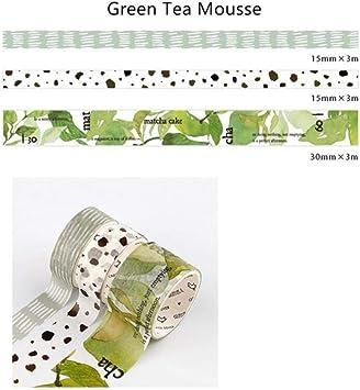 Decorative Masking DIY Tapes for Children and Gifts JI 40 Rolls Washi Tape Set