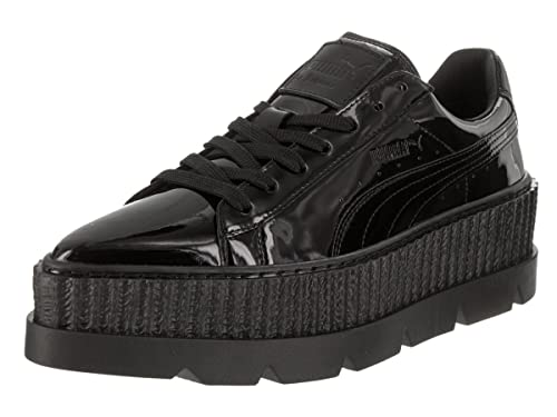 new products d2aa5 77a7b PUMA Women's Fenty Pointy Creeper Patent Casual Shoe: Amazon ...