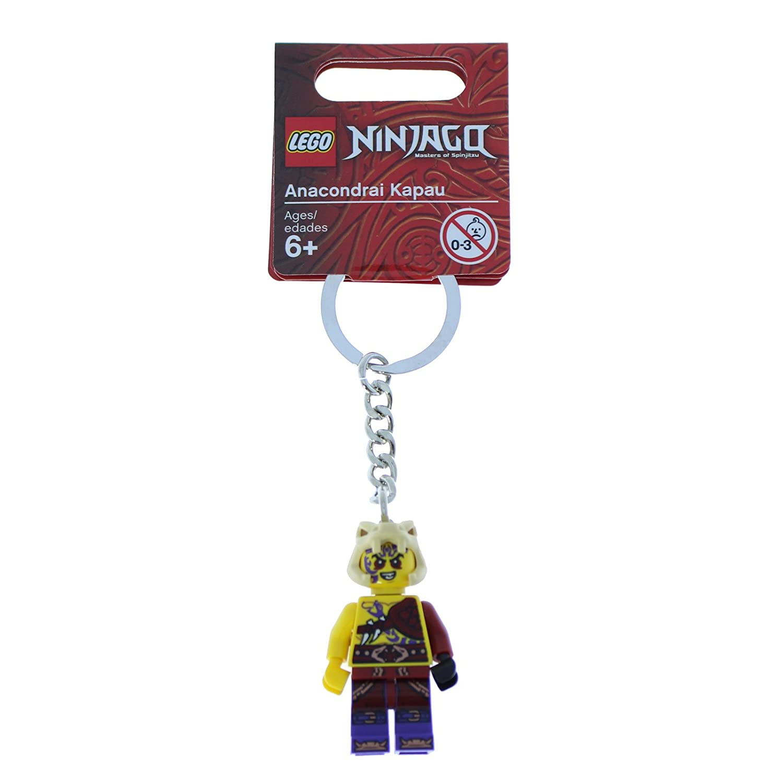 Lego Ninjago Anacondrai Kapau Keychain 851353