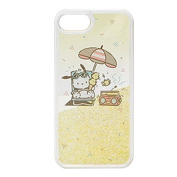Amazon.co.jp: ポチャッコ iPhone 8/iPhone 7ケース(サマー