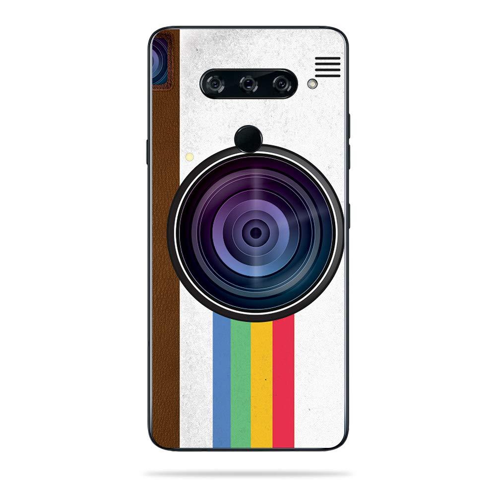 新素材新作 MightySkins スキンデカールラップ LG LGステッカー保護カバー ThinQ 100色展開, LG B07MMX5RVZ V40 ThinQ, LGV40THQ-Vintage Polaroid LG V40 ThinQ Vintage Polaroid B07MMX5RVZ, クリーン専科:2be936e7 --- a0267596.xsph.ru