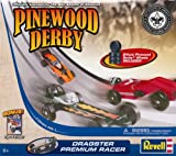 Revell Pinewood Derby Dragster Premium Racer Kit