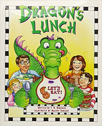 Book READY READERS, STAGE 2, BOOK 39, DRAGON'S LUNCH, SINGLE COPY (Celebration Press Ready Readers)