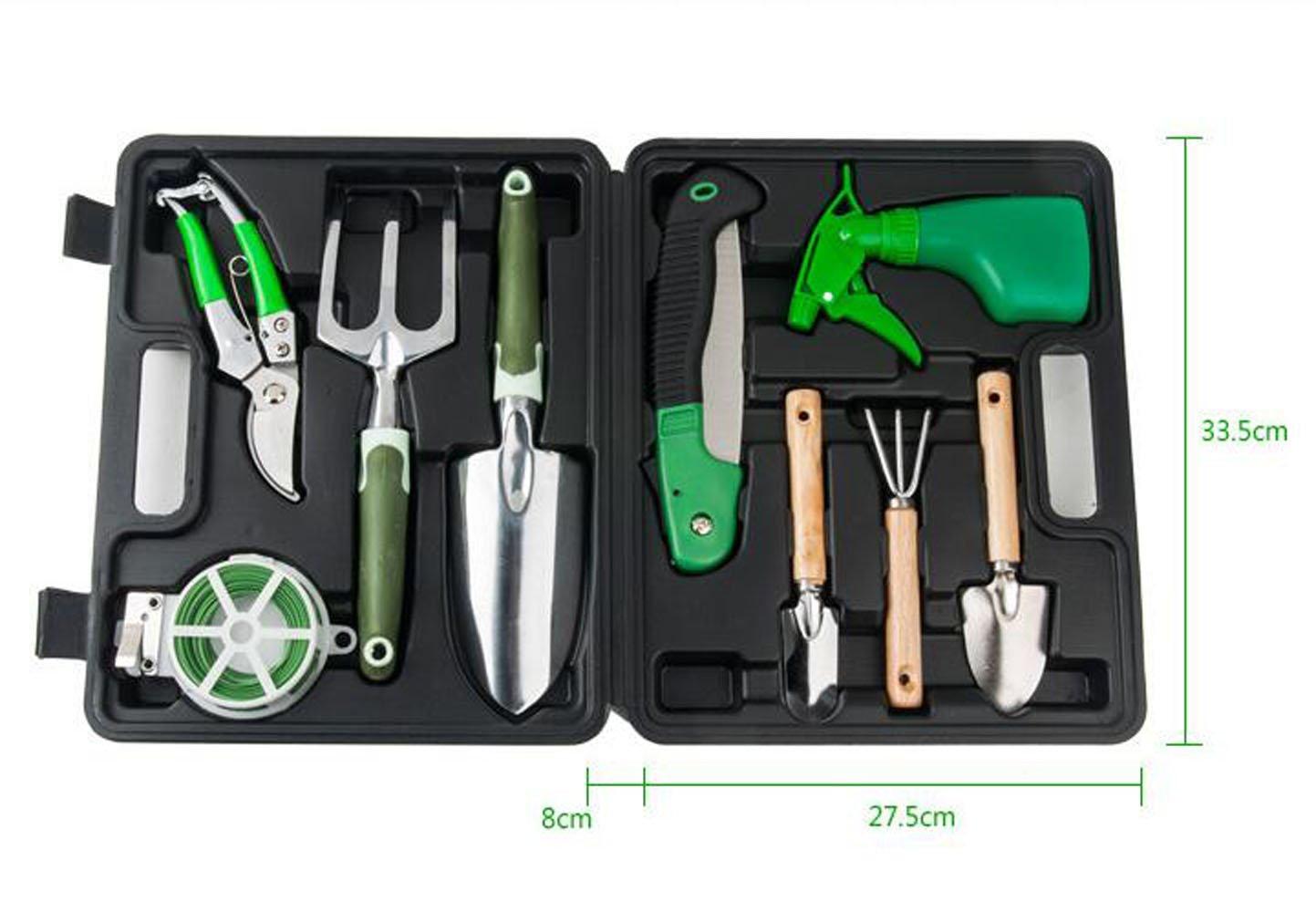 Garten-Werkzeug-Kit 9 Familie Vergossen Gartengeräte