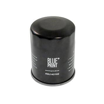 Blue Print ADF122101 /Ölfilter mit Dichtring 1 St/ück