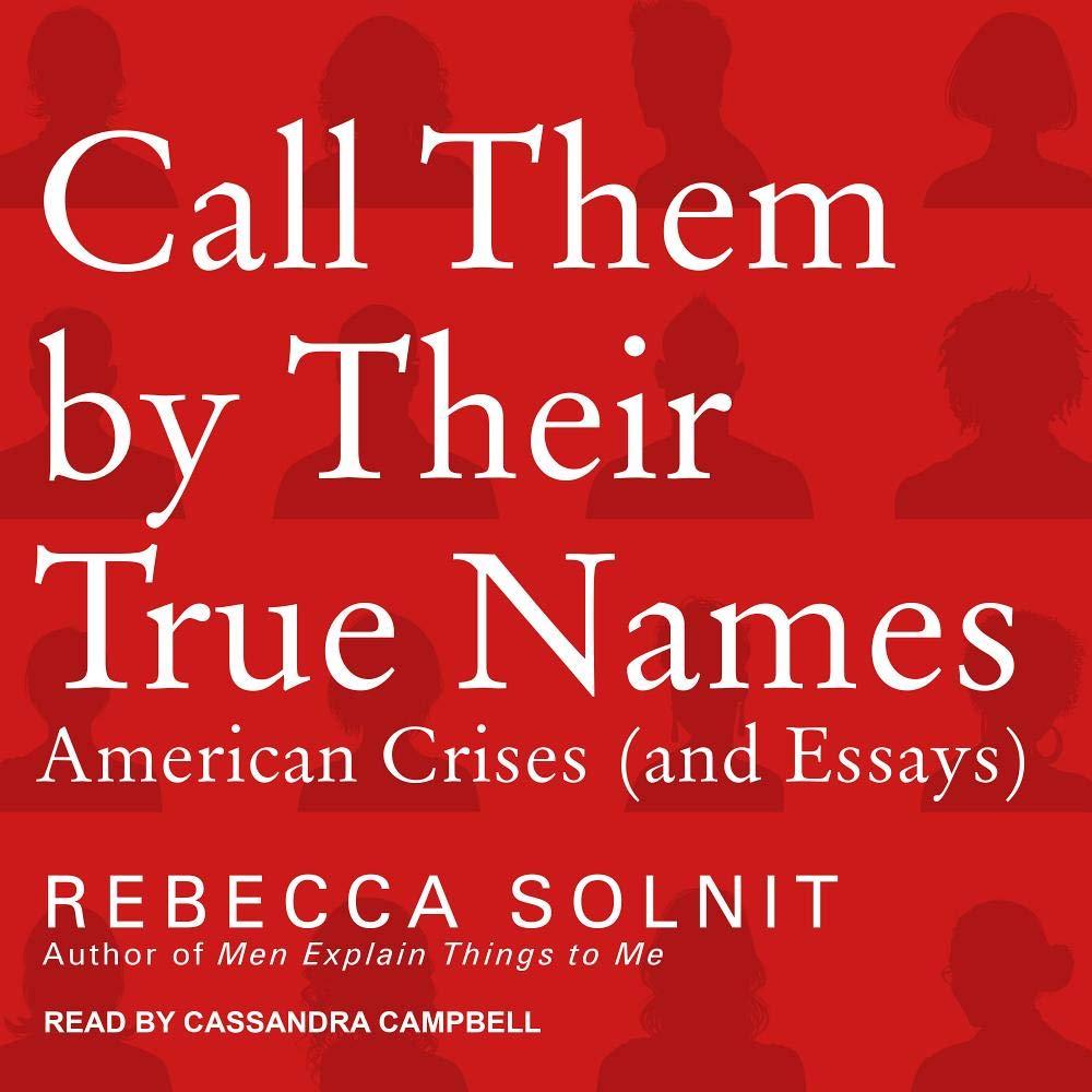 Call Them By Their True Names: American Crises (and Essays) pdf epub