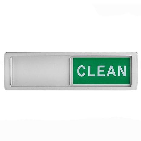 Amazon.com: Imán para lavaplatos, imán de limpieza sucia y ...