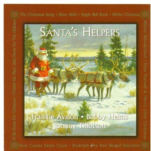 The Christmas Song / Chesnuts Roasting . . . (Frankie Avalon), Silver Bells (Johnny Tillotson), Jingle Bell Rock (Bobby Helms) , White Christmas (Frankie Avalon), Winter Wonderland (Johnny Tillotson), Here Comes Santa Claus (Bobby Helms), Have Yourself a Merry Little Christmas (Frankie Avalon), Rudolph the Red Nosed Reindeer (Bobby Helms) , There's No Place Like Home for the Holidays (Johnny Tillotson), I'll Be Home for Christmas (Frankie Avalon) [Audio Cd] (Christmas Songs Avalon Frankie)