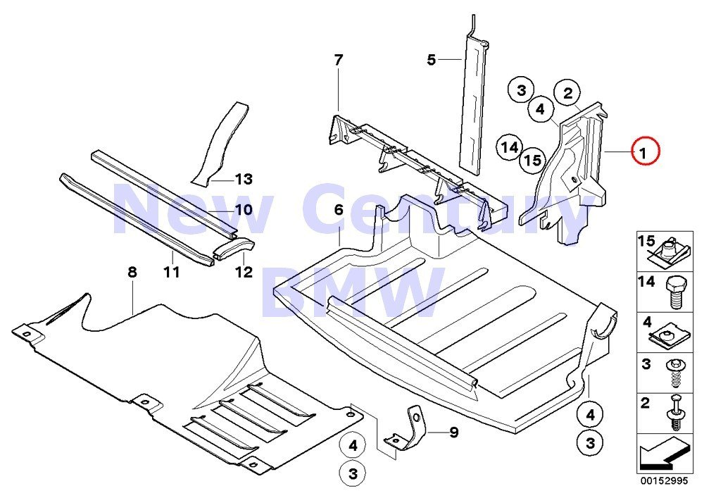 Amazon Com Bmw Genuine Air Duct Air Duct Front Right Z4 2 5i Z4 3 0