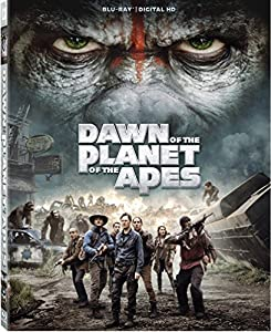 Cover Image for 'Dawn of the Planet of the Apes'
