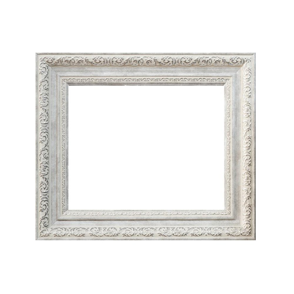 2-Pack Lilian White Tridimensional Lace Display 6x6 Inch Desk//Wall Photo Frame