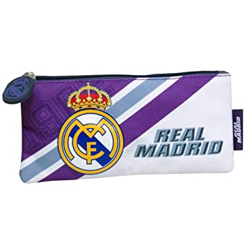Real Madrid CF - Portatodo plano bordado (CYP PT-271-RM)