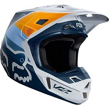 Fox 2019 Murc V2 - Casco de Motocross para Adulto (Talla Grande, 59-