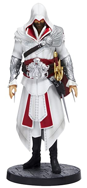 Assassins Creed Brotherhood Ezio Auditore Da Frenze Figurine