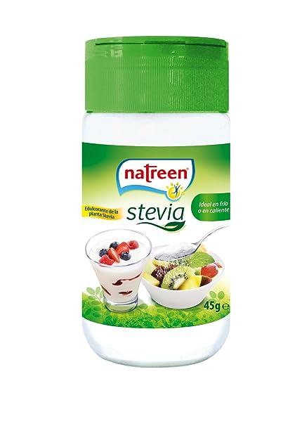 Natreen Edulcorante Granulado Stevia - 45 g