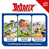 Asterix-3-CD HÃf¶rspielbox Vol. 3 by Asterix