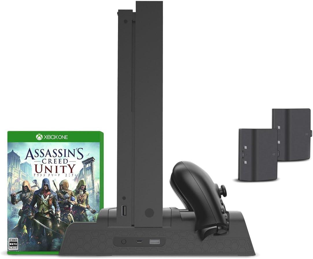Xbox One Soporte Vertical y ventilador de refrigeración: Amazon.es: Electrónica