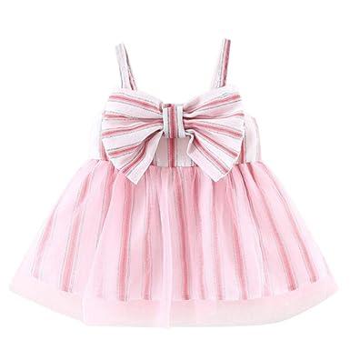 decfc7e05582 Lolittas Summer Infant Baby Pink Bridesmaid Dresses 0-2 Years