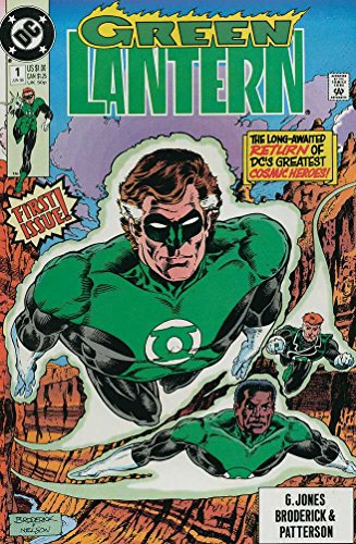 GREEN LANTERN (1990 - Present) 25-Different, Instant Collection!