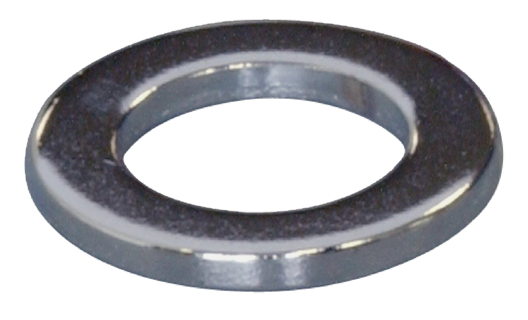 The Hillman Group 943098 Chrome Split Lock Washer, 5/16 -Inch , 8-Pack