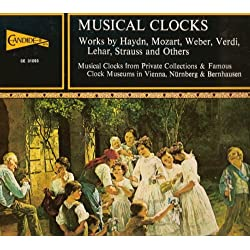 Musical Clocks:  From Private Collections & Famous Clock Museums in Vienna, Nurnberg & Bernhausen