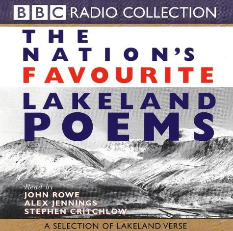 The Nation's Favourite Lakeland Poems (BBC Radio Collection) by William Wordsworth - Mall Lakeland