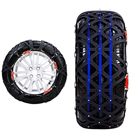 Mrtie Neumático del coche Cadena de nieve Vehículo todo terreno SUV coche cargo camión camión tendón