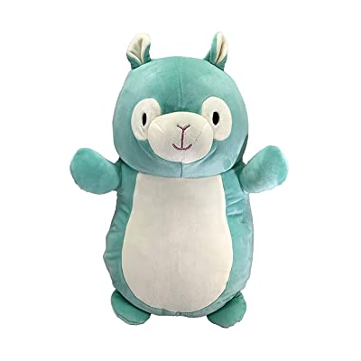 "Squishmallow Original Kellytoy Standing Hug MEES New for 2020 Super Soft Plush Toy Stuffed Animal Pet Pillow Gift Birthday Holiday Christmas (Alpaca, 10""): Toys & Games"