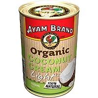 Ayam Brand Organic Coconut Cream, 400 ml