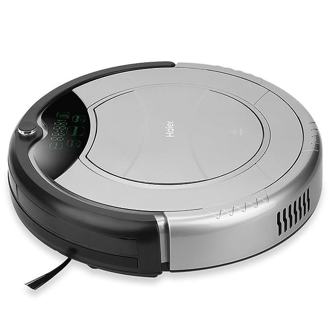 Haier - Aspiradora para el coche, portátil, microfibra, robot de limpieza: Amazon.es: Electrónica