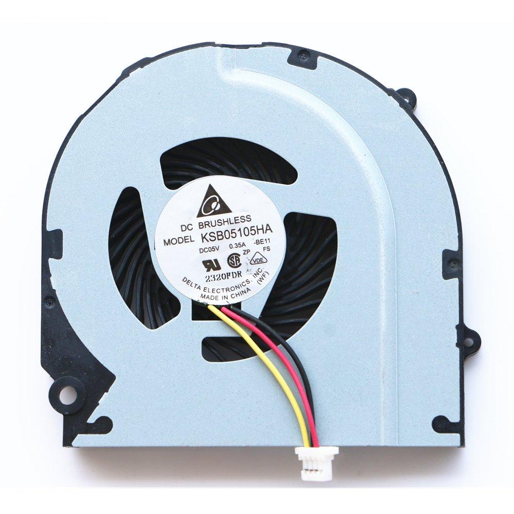 Cooler para HP Pavilion DM4-3000 DM4-3024TX DM4-3025TX DM4-3013NR DM4-3050NR DM4-3052NR DM4-3055DX TPN-W101 669934-001 6