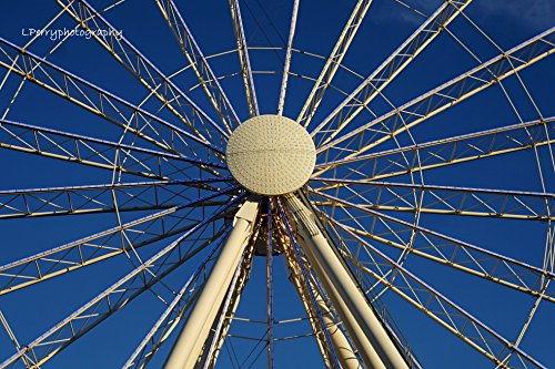 Ferris Wheel Photographic Print