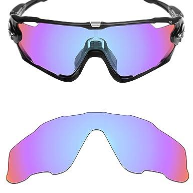 74598b197d MRY POLARIZED Replacement Lenses for Oakley Jawbreaker Sunglasses - Options  (Standard