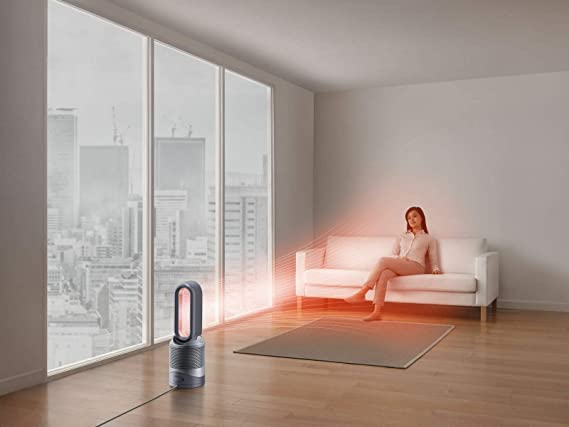 Dyson Pure Hot+Cool Purificador de aire/Calentador/Ventilador de ...