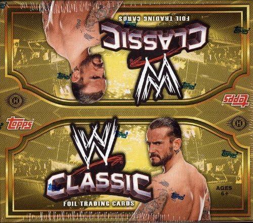 2011Topps WWEクラシックWrestling Hobbyボックス