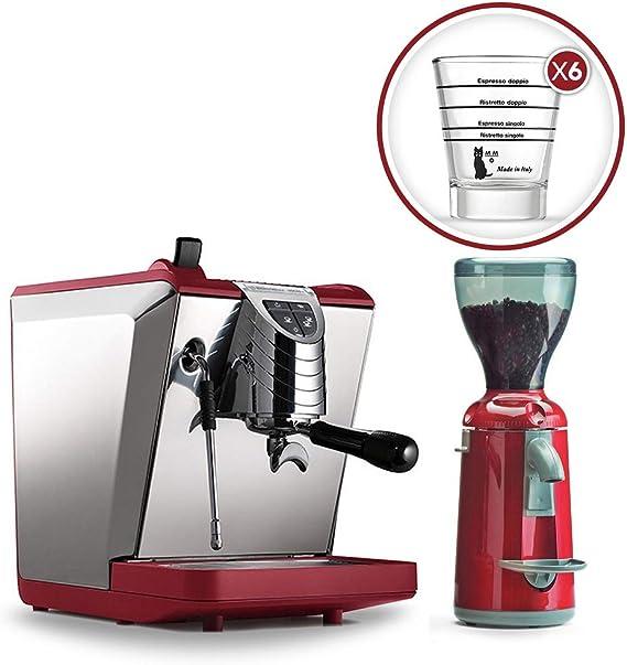 LaGondola Bundle – Máquina Caffe Espresso Nuova simonelli Oscar ...