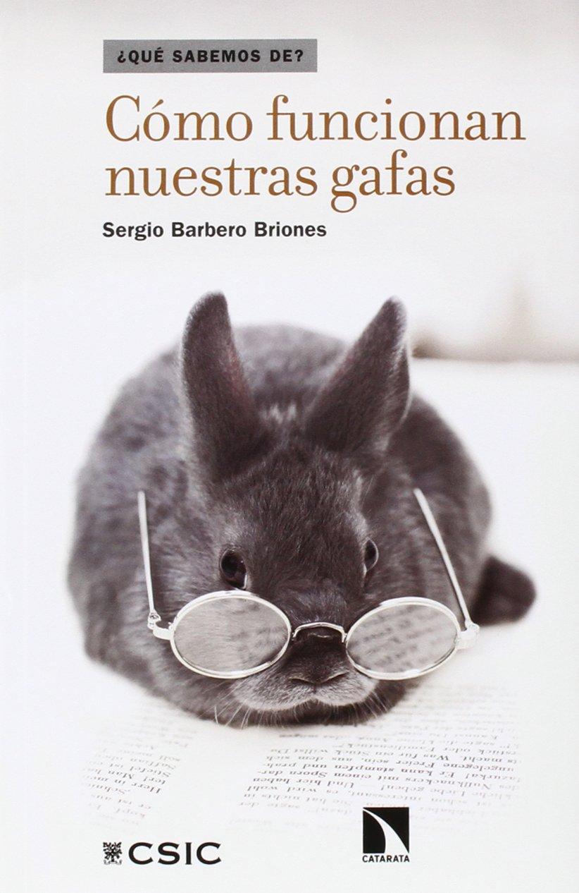 c478a184b5 Cómo funcionan nuestras gafas (¿Qué sabemos de?): Amazon.es: Sergio Barbero  Briones: Libros