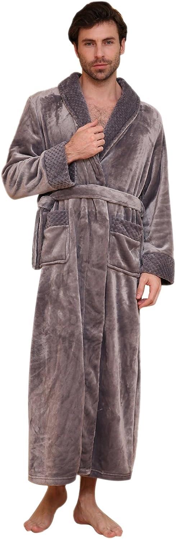 Donna Uomo Cappotto balneare 100/% cotone organico Kimono Vestaglia in spugna 440gr//m²