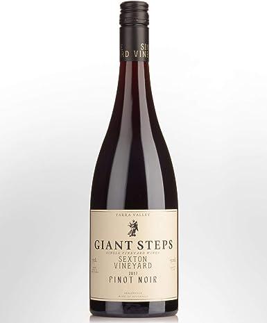 GIANT STEPS, Sexton Vineyard Pinot Noir, Australia/Yarra Valley (caja de 6x750ml), VINO TINTO: Amazon.es: Alimentación y bebidas