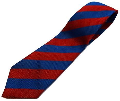 Albert Prendergast - Corbata - para hombre Multicolor Royal / Red ...