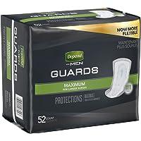 Kimberly-Clark 13792depend Guard para hombres (Pack de 104)