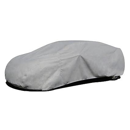 amazon com budge rain barrier car cover fits sedans up to 200