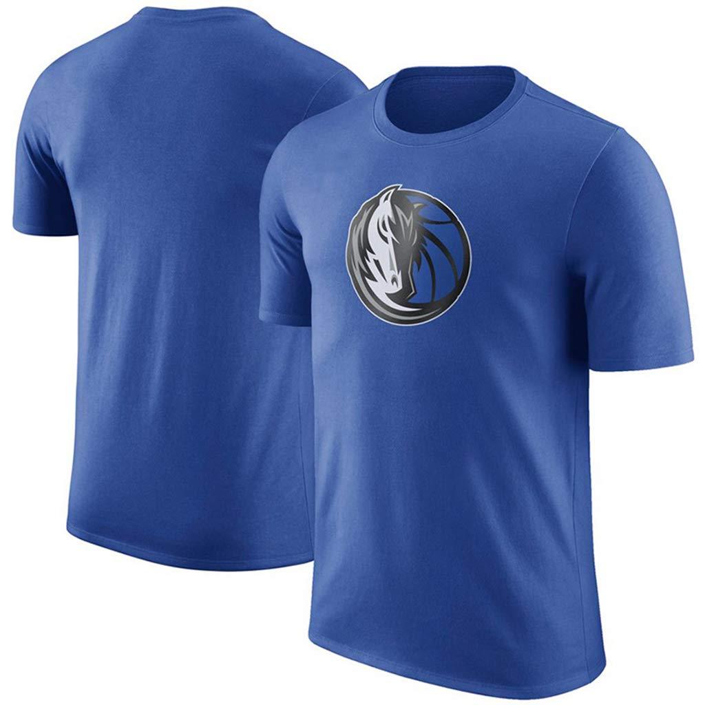 Liabb Dallas Mavericks Luka Doncic Dirk Werner Nowitzki T-Shirt Hommes Jeune Nom Nombre Sport Basketball Mode T-Shirts