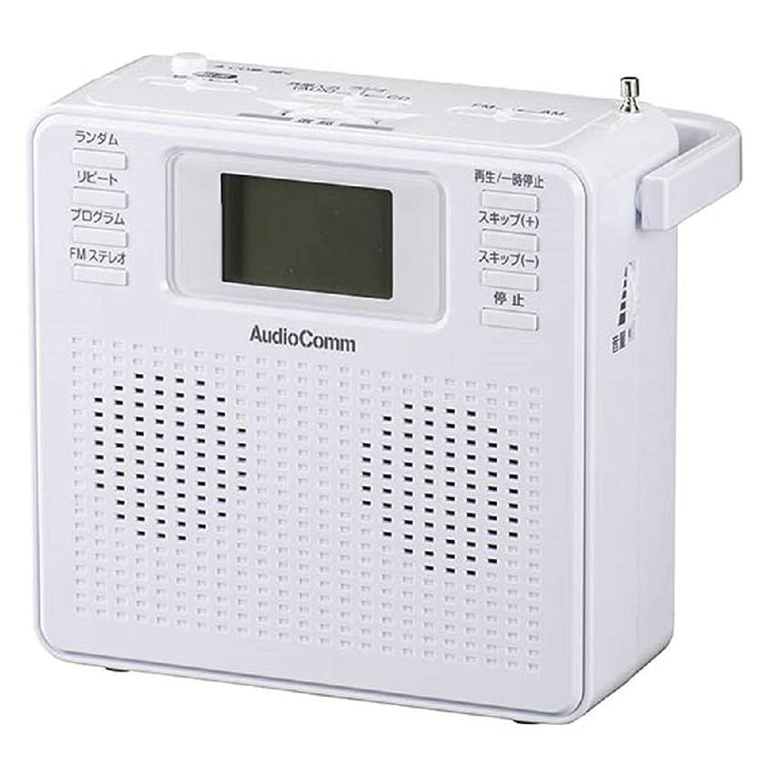 受け入れる視力トレーニング東芝 CDラジオ(ホワイト)TOSHIBA TY-C200-W