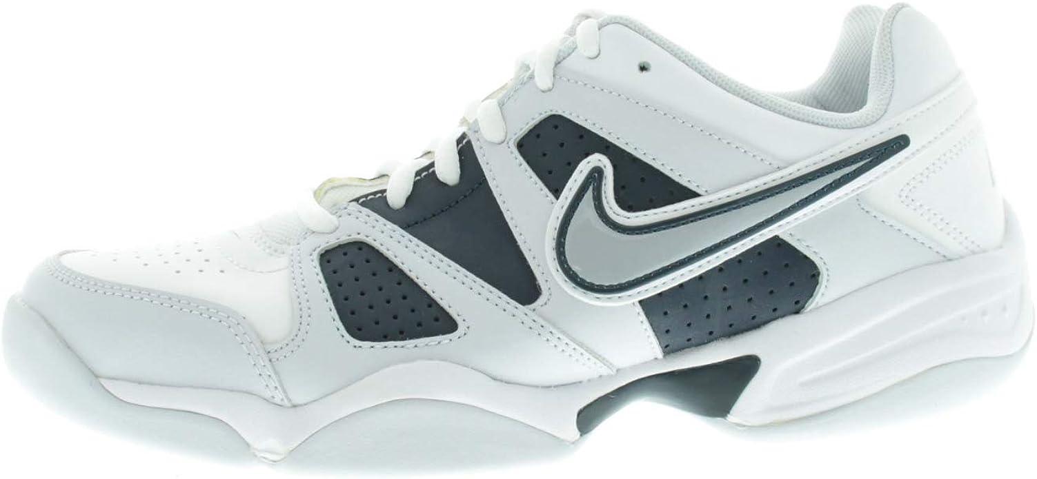 Nike 525731100 City Court VII - Zapatillas de baloncesto para hombre, color blanco, color Multicolor, talla 42 EU: Amazon.es: Zapatos y complementos