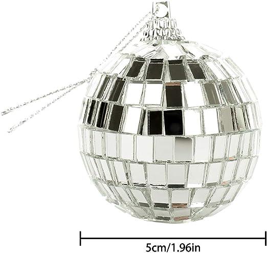 Trendy Mica Ball 20 cm Window Hanger Eyecatcher Deco Christmas item 5777