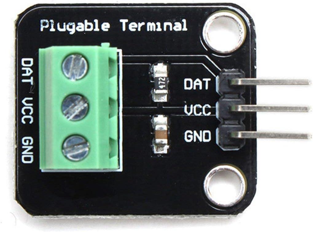 Bunt Neues Ds18b20 Thermometer Temperatursensor Sondenmodul F/ür Arduino Raspberry Pi