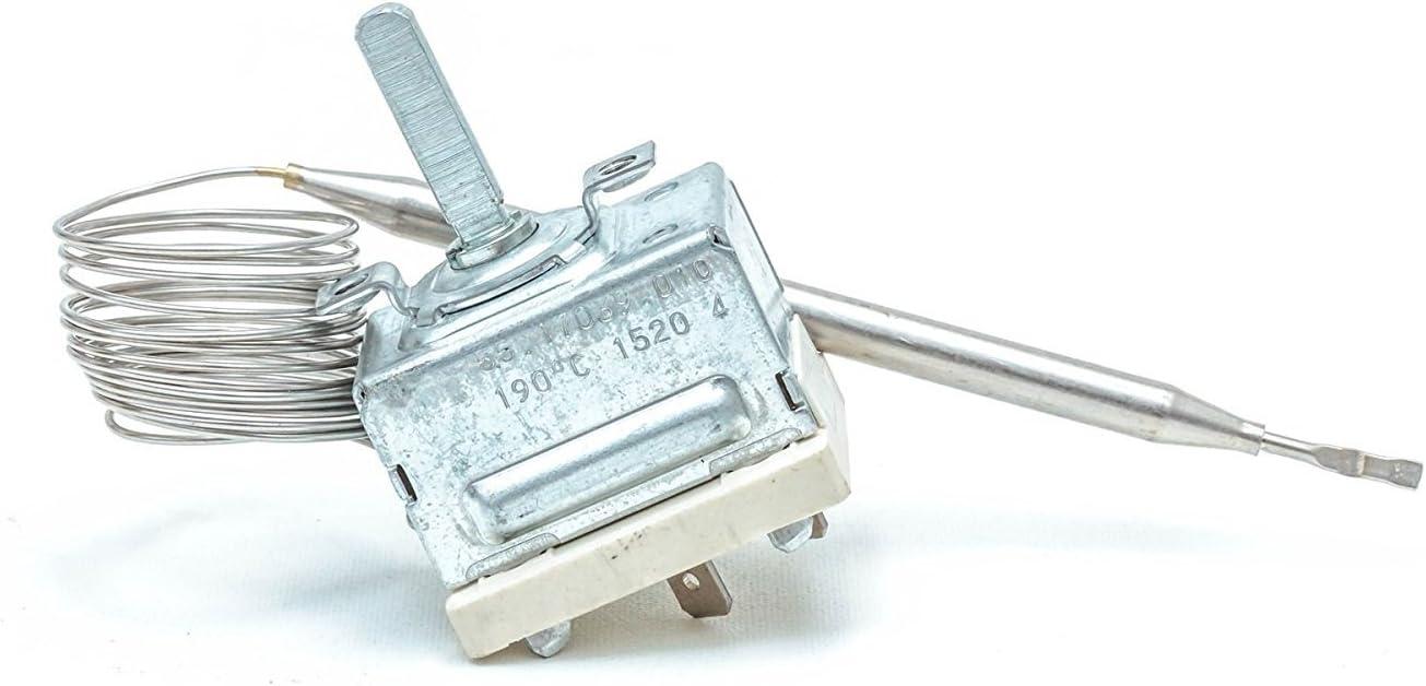 THERMOSTAT EINPOPLIG 130-190°C  E.G.O 55.17039.010 Friteuse