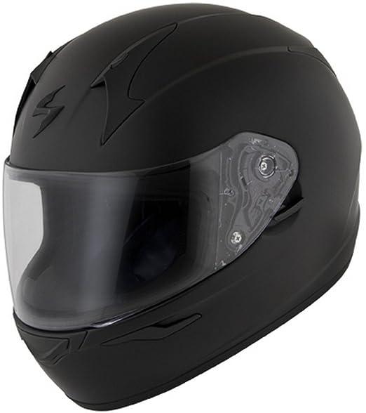 6e815103 Amazon.com: ScorpionExo Unisex-Adult full-face-helmet-style EXO-R410 Helmet  (Black,X-Small), 1 Pack: Automotive