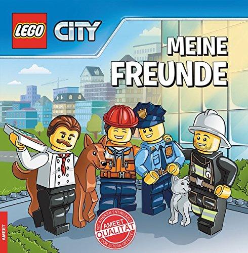 LEGO® CITY™. Meine Freunde Gebundenes Buch – 1. März 2017 AMEET Verlag 3960800185 empfohlenes Alter: ab 5 Jahre Tagebuch